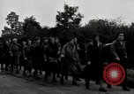 Image of British unemployed people march in protest United Kingdom, 1932, second 42 stock footage video 65675033280