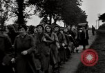 Image of British unemployed people march in protest United Kingdom, 1932, second 45 stock footage video 65675033280