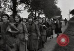 Image of British unemployed people march in protest United Kingdom, 1932, second 47 stock footage video 65675033280