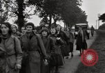 Image of British unemployed people march in protest United Kingdom, 1932, second 48 stock footage video 65675033280