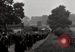 Image of British unemployed people march in protest United Kingdom, 1932, second 51 stock footage video 65675033280