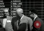 Image of Dwight D Eisenhower Iowa United States USA, 1953, second 6 stock footage video 65675033293