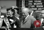 Image of Dwight D Eisenhower Iowa United States USA, 1953, second 8 stock footage video 65675033293