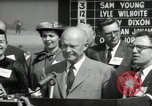 Image of Dwight D Eisenhower Iowa United States USA, 1953, second 10 stock footage video 65675033293