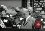 Image of Dwight D Eisenhower Iowa United States USA, 1953, second 13 stock footage video 65675033293