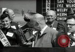 Image of Dwight D Eisenhower Iowa United States USA, 1953, second 14 stock footage video 65675033293