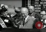 Image of Dwight D Eisenhower Iowa United States USA, 1953, second 15 stock footage video 65675033293