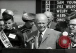 Image of Dwight D Eisenhower Iowa United States USA, 1953, second 16 stock footage video 65675033293