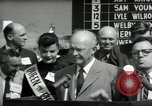 Image of Dwight D Eisenhower Iowa United States USA, 1953, second 17 stock footage video 65675033293