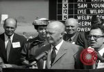 Image of Dwight D Eisenhower Iowa United States USA, 1953, second 18 stock footage video 65675033293