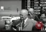 Image of Dwight D Eisenhower Iowa United States USA, 1953, second 19 stock footage video 65675033293