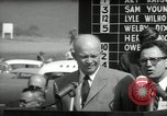 Image of Dwight D Eisenhower Iowa United States USA, 1953, second 21 stock footage video 65675033293
