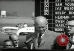 Image of Dwight D Eisenhower Iowa United States USA, 1953, second 25 stock footage video 65675033293