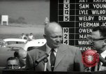 Image of Dwight D Eisenhower Iowa United States USA, 1953, second 26 stock footage video 65675033293