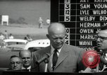 Image of Dwight D Eisenhower Iowa United States USA, 1953, second 29 stock footage video 65675033293