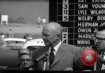 Image of Dwight D Eisenhower Iowa United States USA, 1953, second 30 stock footage video 65675033293