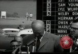 Image of Dwight D Eisenhower Iowa United States USA, 1953, second 34 stock footage video 65675033293