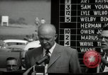 Image of Dwight D Eisenhower Iowa United States USA, 1953, second 35 stock footage video 65675033293