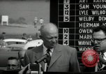 Image of Dwight D Eisenhower Iowa United States USA, 1953, second 36 stock footage video 65675033293