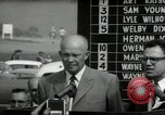 Image of Dwight D Eisenhower Iowa United States USA, 1953, second 37 stock footage video 65675033293