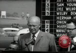 Image of Dwight D Eisenhower Iowa United States USA, 1953, second 38 stock footage video 65675033293