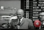 Image of Dwight D Eisenhower Iowa United States USA, 1953, second 39 stock footage video 65675033293