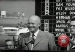 Image of Dwight D Eisenhower Iowa United States USA, 1953, second 40 stock footage video 65675033293