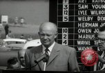 Image of Dwight D Eisenhower Iowa United States USA, 1953, second 43 stock footage video 65675033293
