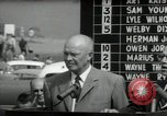 Image of Dwight D Eisenhower Iowa United States USA, 1953, second 44 stock footage video 65675033293