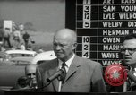 Image of Dwight D Eisenhower Iowa United States USA, 1953, second 45 stock footage video 65675033293