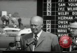 Image of Dwight D Eisenhower Iowa United States USA, 1953, second 46 stock footage video 65675033293