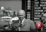 Image of Dwight D Eisenhower Iowa United States USA, 1953, second 47 stock footage video 65675033293