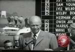 Image of Dwight D Eisenhower Iowa United States USA, 1953, second 48 stock footage video 65675033293