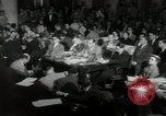 Image of Army McCarthy Hearings United States USA, 1954, second 10 stock footage video 65675033294