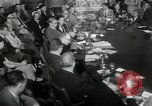 Image of Army McCarthy Hearings United States USA, 1954, second 18 stock footage video 65675033294