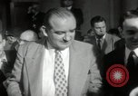 Image of Army McCarthy Hearings United States USA, 1954, second 41 stock footage video 65675033294