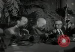 Image of Winston Churchill United States USA, 1954, second 13 stock footage video 65675033295