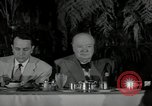 Image of Winston Churchill United States USA, 1954, second 15 stock footage video 65675033295