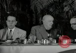 Image of Winston Churchill United States USA, 1954, second 19 stock footage video 65675033295