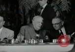 Image of Winston Churchill United States USA, 1954, second 20 stock footage video 65675033295