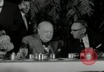 Image of Winston Churchill United States USA, 1954, second 21 stock footage video 65675033295
