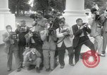 Image of Dwight D Eisenhower and Winston Churchill Washington DC USA, 1953, second 3 stock footage video 65675033296