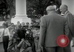 Image of Dwight D Eisenhower and Winston Churchill Washington DC USA, 1953, second 31 stock footage video 65675033296