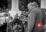 Image of Dwight D Eisenhower and Winston Churchill Washington DC USA, 1953, second 39 stock footage video 65675033296