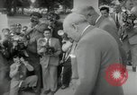 Image of Dwight D Eisenhower and Winston Churchill Washington DC USA, 1953, second 45 stock footage video 65675033296