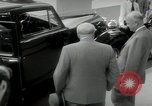 Image of Dwight D Eisenhower and Winston Churchill Washington DC USA, 1953, second 49 stock footage video 65675033296
