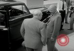 Image of Dwight D Eisenhower and Winston Churchill Washington DC USA, 1953, second 50 stock footage video 65675033296