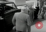 Image of Dwight D Eisenhower and Winston Churchill Washington DC USA, 1953, second 51 stock footage video 65675033296