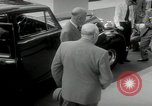 Image of Dwight D Eisenhower and Winston Churchill Washington DC USA, 1953, second 52 stock footage video 65675033296