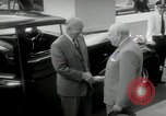 Image of Dwight D Eisenhower and Winston Churchill Washington DC USA, 1953, second 60 stock footage video 65675033296